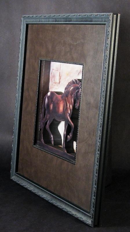 Poised Horse
