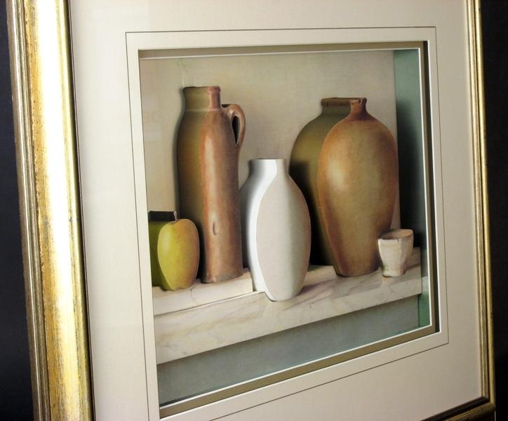 Jugs and Vase Still Life
