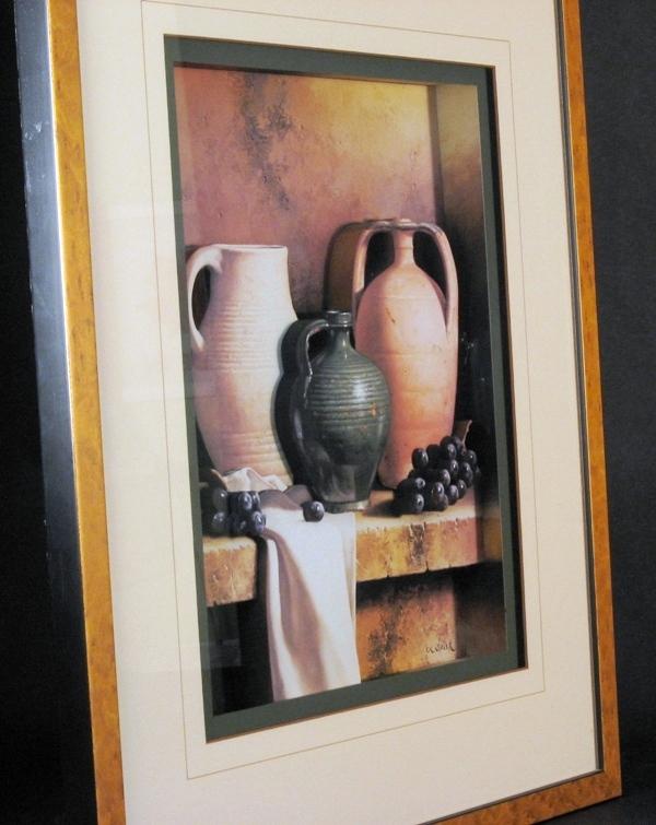 Tuscan Jars