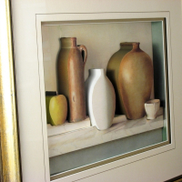 Jugs and Vase Still Life
