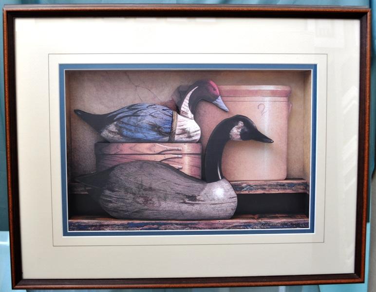 Wooden Ducks