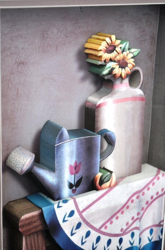 County Time (Water Bucket Still Life) 3D