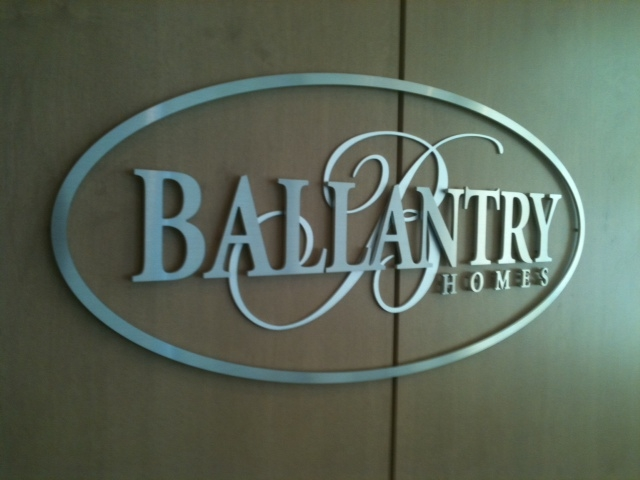 Ballantry 3D Logo