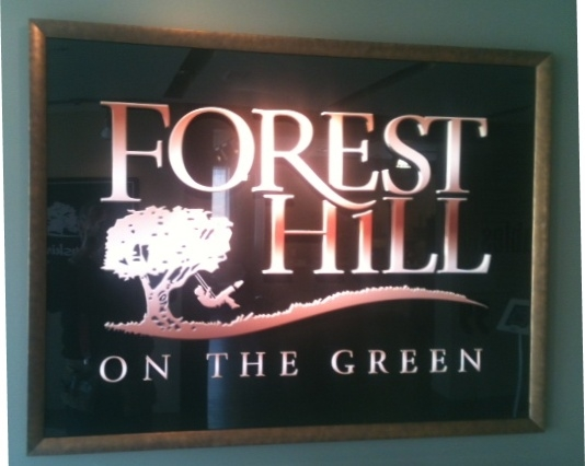 Heathwood - Forest Hill 3D Logo
