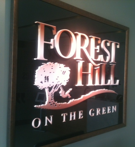 Heathwood - Forest Hill - 3D Logo