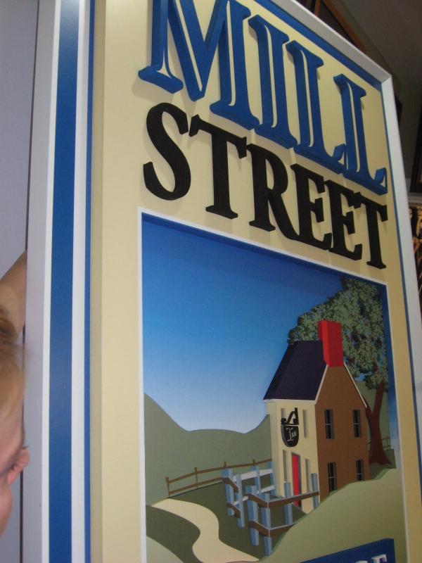 Millstreet 3D Logo 012