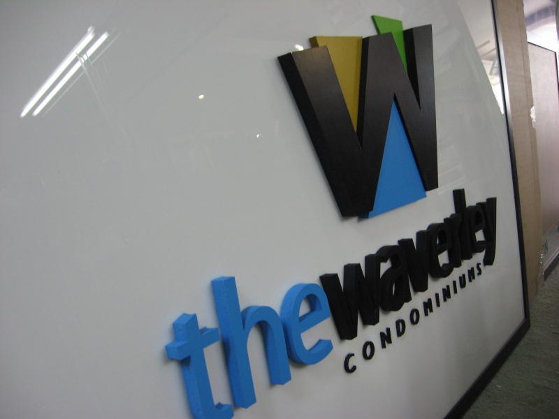 Waverly 3 D Logo - 2014 002