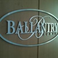 Ballantry 3D Logo