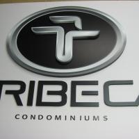 Tribeca 3D Logo