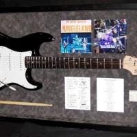 Springstein Guitar Shadow Box
