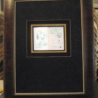 Shultz Charlie Brown book Shadow Box