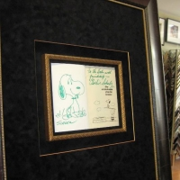 Shultz Charlie Brown book Shadow Box 1