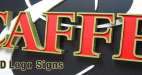 3D Logo Signs