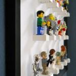 Framed Lego