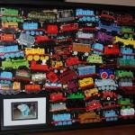 Framed toys