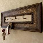 Rustic Keyholder