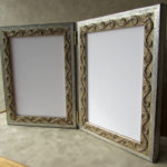 Ornate Double Frames