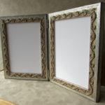 Ornate Double Frames