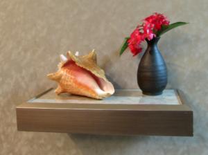 Floating Wall Wooden Shelves Ledges Indoor Hanging Decoration