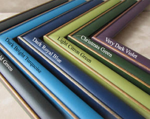 colours from the Rainbow frames